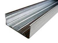 Профиль ЦД 60/27 сталь 0,55 CD60 4000мм