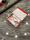 Женские кроссовки Nike Air Force 1 Shadow White Orange, женские кроссовки найк аир форс 1 шадоу, фото 9
