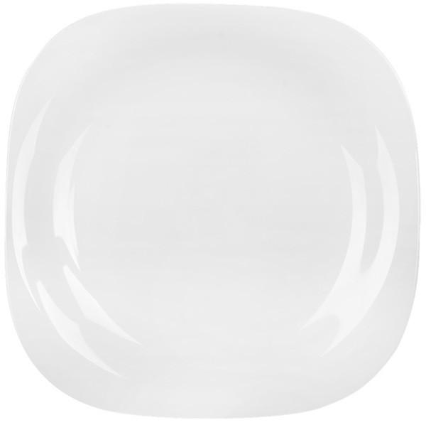 Тарелка обеденная LUMINARC CARINE WHITE