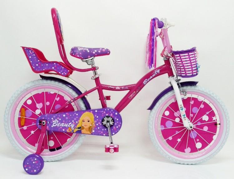 """Детский велосипед Beauty-2 20"""""""