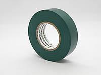 Ізолента 19х20 ПВХ (зелена) Haupa