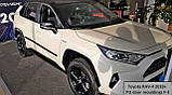 Toyota RAV-4 2018+ молдинги на двери, фото 3