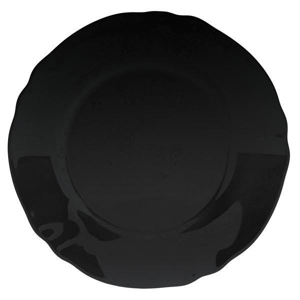 Тарелка обеденная LUMINARC LOUIS XV BLACK
