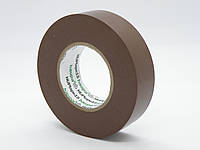 Ізолента 19х20 ПВХ (коричнева) Haupa
