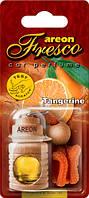 Ароматизатор пробка Wood Areon Fresco Tangerine Мандарин FRTN02
