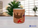 Чашки для мальчиков ко дню Защитника, козаки 2, фото 2