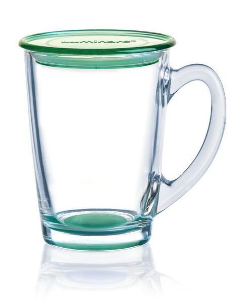 Чашка с крышкой Luminarc New Morning Green