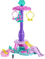 Ігровий набір Fisher-Price Nickelodeon Shimmer & Shine Zahracorn Play Park Парк Захракон (88796161718)