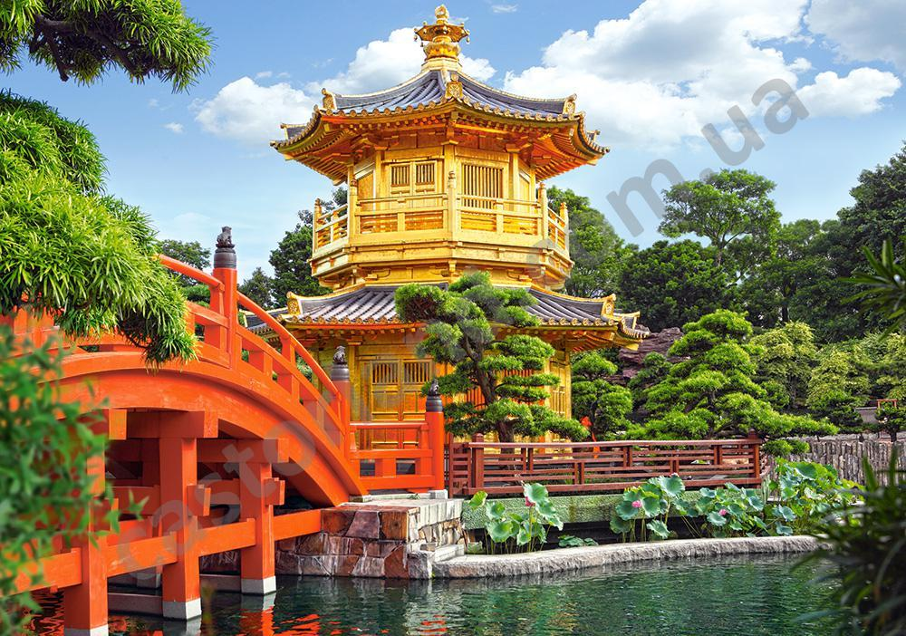 Пазлы на 500 элементов (47 х 33 см) Красота Китая (города, природа) (Castorland, Польша)