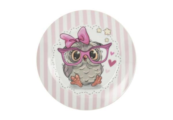 Тарелка обеденная Limited Edition Owl