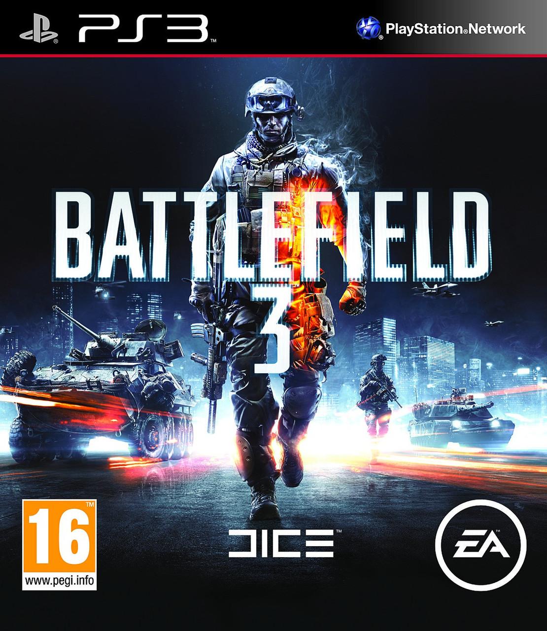 Battlefield 3 (російська версія) PS3