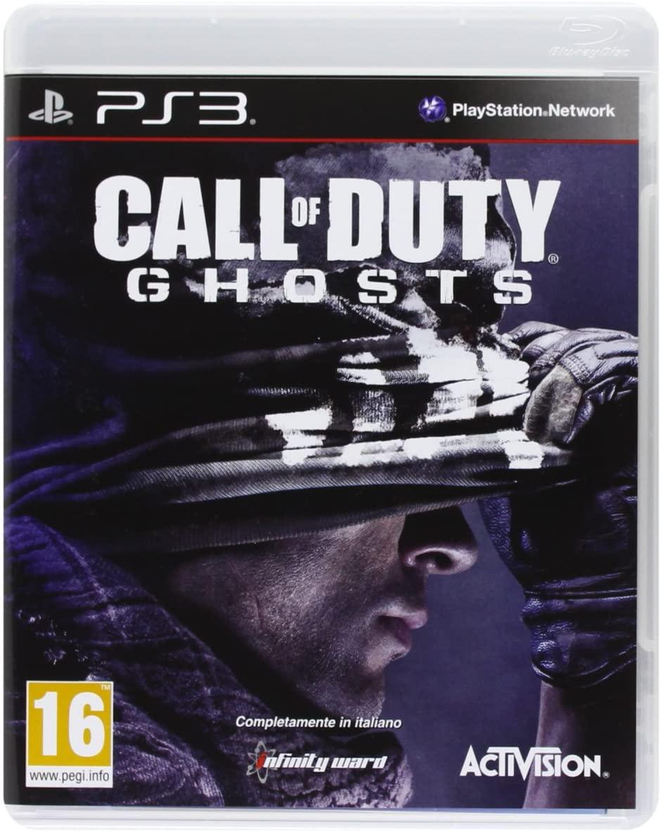 Call of Duty Ghosts (англійська версія) PS3