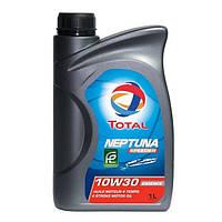 Моторное масло TOTAL NEPTUNA SPEEDER 10W-30 (1л) API SL, NMMA FC-W