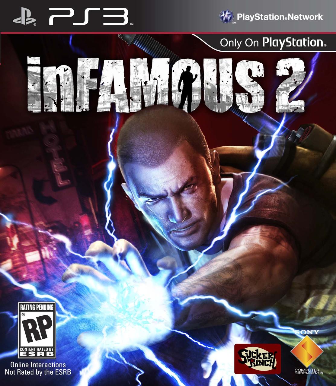 Infamous 2 (російська версія) PS3