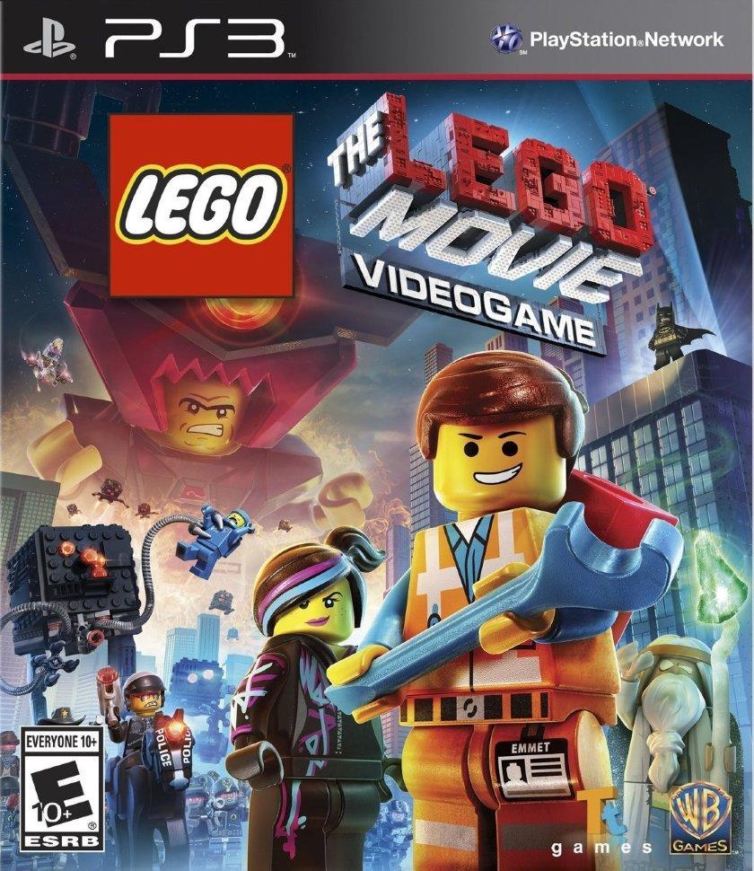 LEGO Movie The Videogame (з російськими субтитрами) PS3