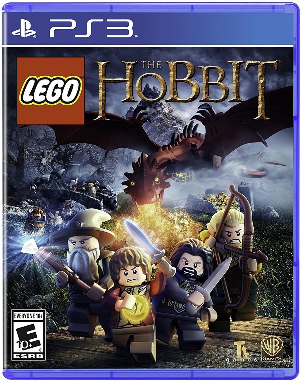 LEGO The Hobbit (з російськими субтитрами) PS3