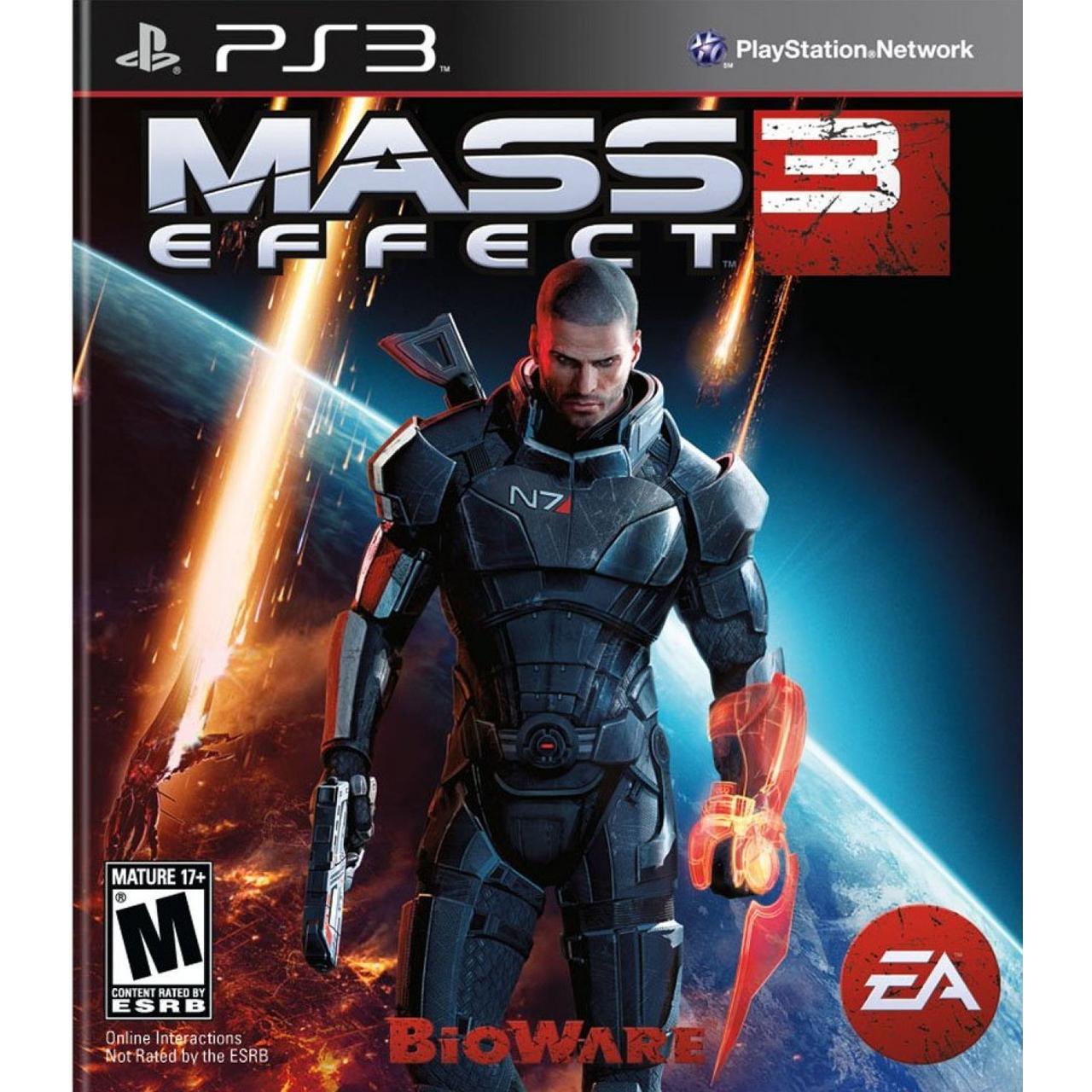 Mass Effect 3 (з російськими субтитрами) PS3