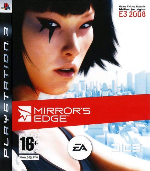 Mirrors Edge (русская версия) PS3