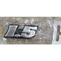 "Эмблема-надпись_ ""1,5"" на багажник_№50   (10шт/уп)"
