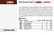 Плінтус Lima F4. Дуб Рояль підлоговий пластиковий з кабель каналом 2500x72x22, фото 4