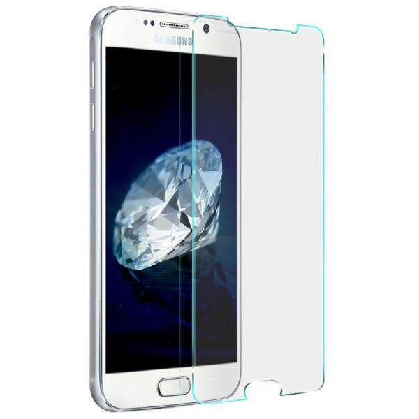 Защитное стекло Samsung i9500 Galaxy S4 (без упаковки)