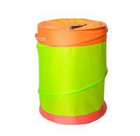 Корзина для игрушек M 2507 (Салатовая M 2507(Green)), корзина для игрушек,палатка детская,корзины для хранения игрушек,палатки детские игровые