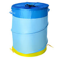 Корзина для игрушек M 2507 (Голубая M 2507(Blue)), корзина для игрушек,палатка детская,корзины для хранения игрушек,палатки детские игровые