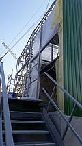 Металлоконструкции обшиты профналистом, фото 2