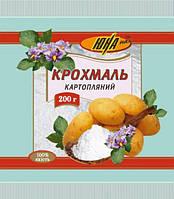 Крохмаль картопляний, 200гр., ТМ Юна-пак