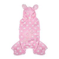 Костюм для собаки Pinkaholic Bunny Suit, розовый, S OP209_LT_PINK_S