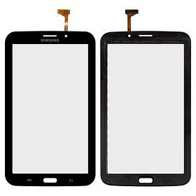 Сенсор (тачскрін) для планшета Samsung T211 Galaxy Tab 3 7.0 версія 3G чорний Оригінал
