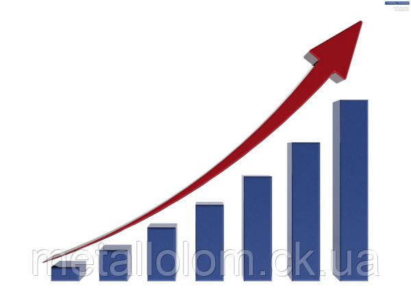Цена на металлолом выросла.