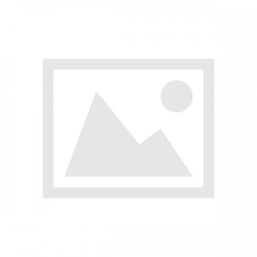 """Водяной полотенцесушитель Lidz Snake (CRM) D25х1/2"""" 500x600"""