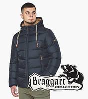 Braggart Dress Code 35048 | Мужская зимняя парка синяя, фото 1