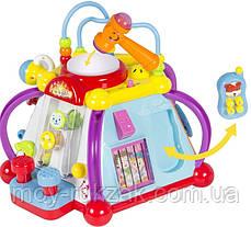"""Развивающая многофункциональная музыкальная игрушка """"Мультибокс"""", 806, фото 2"""