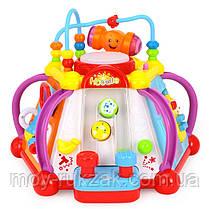 """Развивающая многофункциональная музыкальная игрушка """"Мультибокс"""", 806, фото 3"""