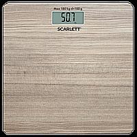 Весы напольные Scarlett SC-BS33E050
