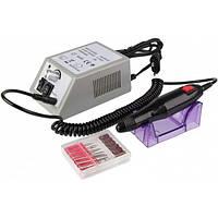 Аппарат фрезер ручка для маникюра и педикюра профессиональный Lina Mercedes-2000 12W 20 000 Об/мин Серый, фото 1