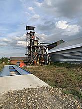 Очистка зерновых и масличных, бобовых культур