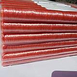 """Полиамидная оболочка ∅ 19мм для сосисок калибр    25м  розовый(pink),""""Бига-3"""" одношаровая АПК-Р, фото 3"""
