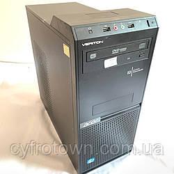 Компютер Acer Veriton E430 Intel Core i3 3240 2(4)x3.4GHz 4Gb DDR3 HDD 320Gb DVD w10 s1155 бу