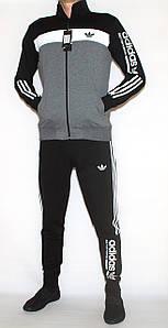 Стильний спортивний костюм чоловічий 2092 (М-XXL)
