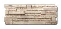 Скалистый камень Алтай. Фасадные панели. Цокольный сайдинг.