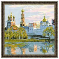 Набор для вышивки Новодевичий монастырь