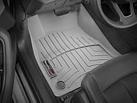 Ковры резиновые WeatherTech передние серые Audi A5 18+ 1 ряд