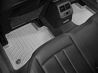 Ковры резиновые WeatherTech задние серые Audi A5 Sportback 18+