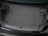 Ковер резиновый WeatherTech в багажник черный Audi A5 Coupe & Sportback 18+