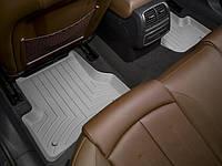 Ковры резиновые WeatherTech задние серые Audi A6 12+