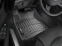 Ковры резиновые WeatherTech передние черные Audi A8 12+