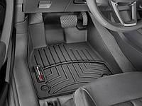 Ковры резиновые WeatherTech передние черные Audi Q5 18+